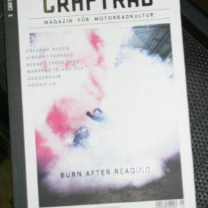 Craftrad No 1